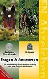 FN-Abzeichen. Deutscher Reitpass - Basispass Pferdekunde. Fragen und Antworten: Zur Vorbereitung auf die Reit-Pass-Prüfung und zum Basispass Pferdekunde