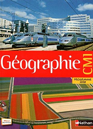Géographie CM1