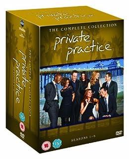 Private Practice - Season 1-6 [DVD] (B00DSOOEO8) | Amazon price tracker / tracking, Amazon price history charts, Amazon price watches, Amazon price drop alerts