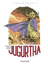 Intégrale Jugurtha  - tome 1 - Intégrale Jugurtha 1