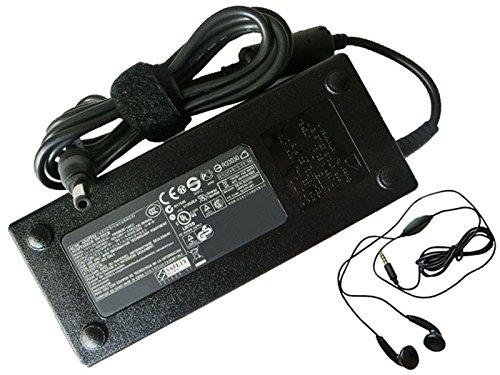 amsahr 120W-FJ04-03 Ersatz AC Power Adapter für Fujitsu 19V, 6.32A, 120W, N3000, N5000, N6000 - Umfassen Stereo Ohrhörer schwarz