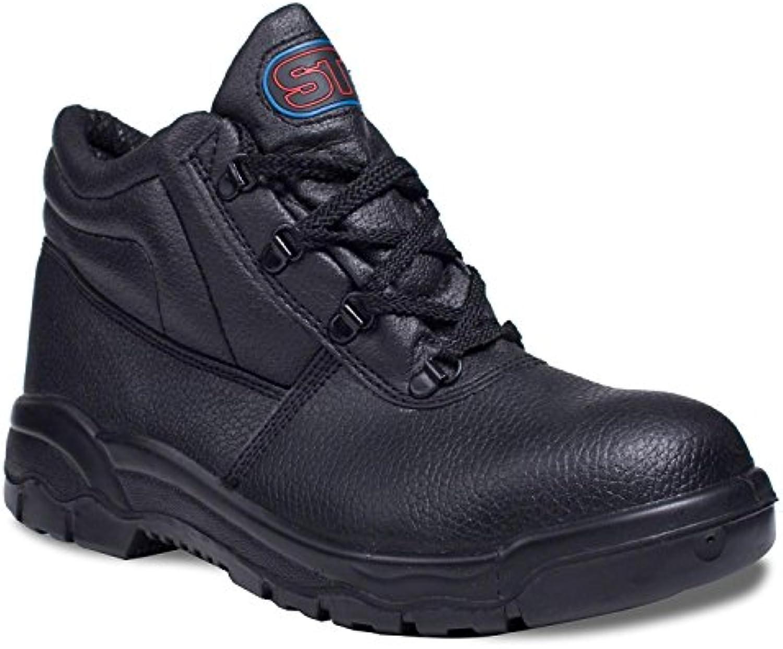 Auk dd006 – Botas de 13, tamaño 13, color negro
