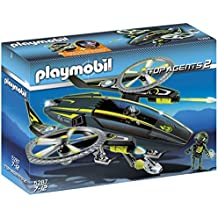 Playmobil - Nave de ataque Mega Masters (5287)