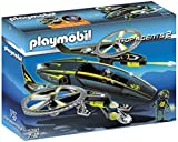 telescope enfant Playmobil - 5287 - Jeu de Construction - Navette d'attaque des Mega Masters