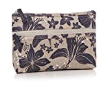 Shruti Lisa BUCKRIDGE Tiger Lilly Wachstuch Kosmetiktasche