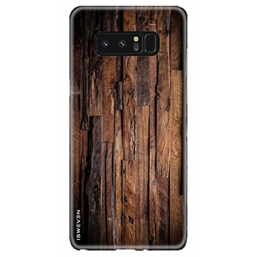 iSweven Samsung Galaxy Note 8 case, printed designer slim fit hard case cover, light weight 360 degree protection, matte finish back cover for Samsung Note 8 (408 Art)