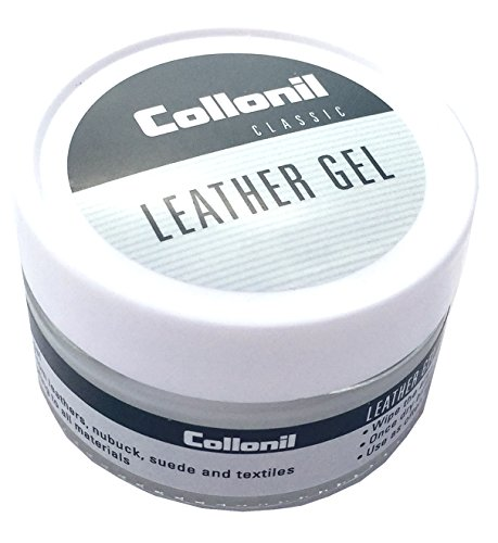 Preisvergleich Produktbild Collonil Leather Gel Classic Repels Dirt, Waterproofs, and Conditions All Designer Smooth Leather and Suede Clothes, Shoes, Handbags, and Furniture. Made in Germany. by Collonil