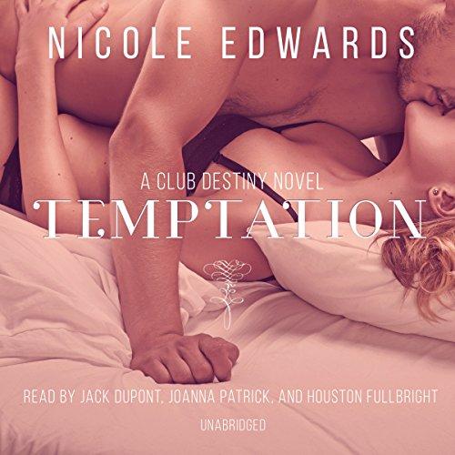 Temptation: A Club Destiny Novel, Book 2