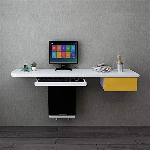 NAN Dormitorio Escritorio doble para computadora Escritorio ...
