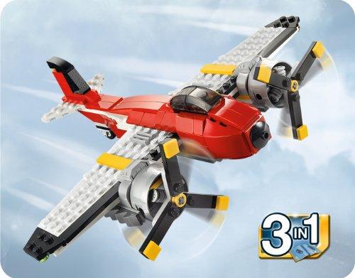 Imagen 2 de LEGO Creator - Aventuras en el aire (7292)