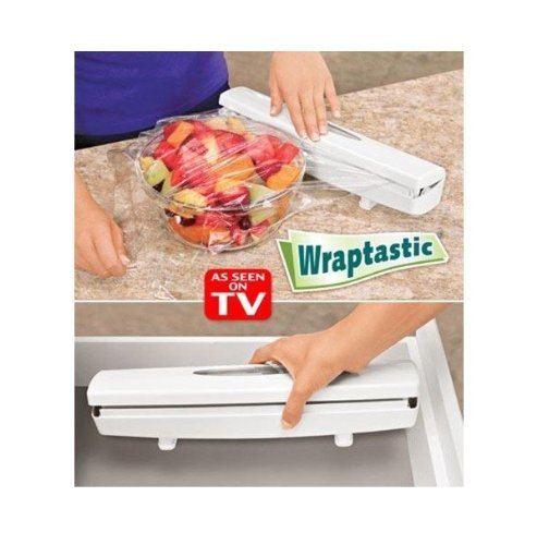 Dispensador WRAPTASTIC - Producto original Anunciado en TV
