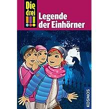 Die drei !!!, 73, Legende der Einhörner (drei Ausrufezeichen)