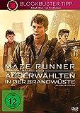 Maze Runner - Die Auserwählten in der Brandwüste [DVD]