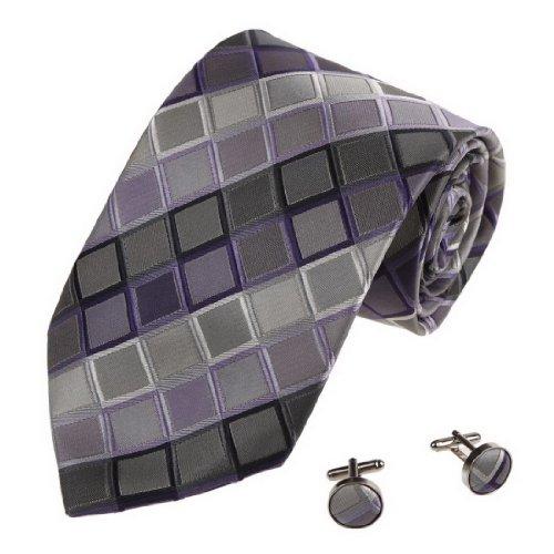 Y&G Herren Krawatte UK-CID-035-10