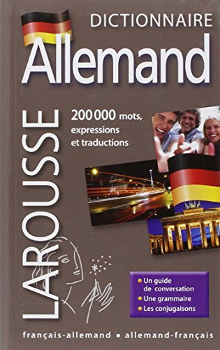 Dictionnaire Larousse Poche Plus Allemand: Francais - Allemand / Allemand - Francais par From Educa Books