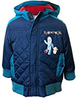 In The Night Garden Boys Iggle Piggle Padded Hooded Winter Jacket