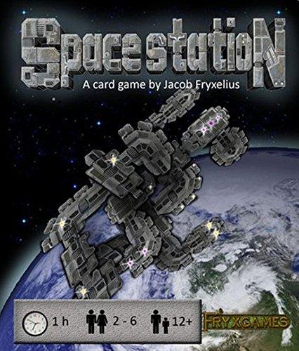 FryxGames FRY00002 - Space Station, Kartenspiel