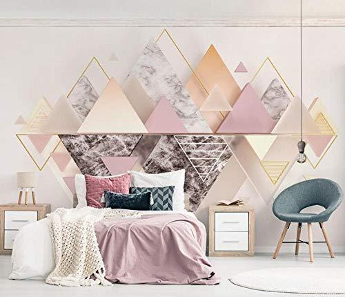 Papier Peint Mural Poster Géant 3D Geometric Patterns Enfant Chambre Garcon Fille Ado Décoration De La Maison