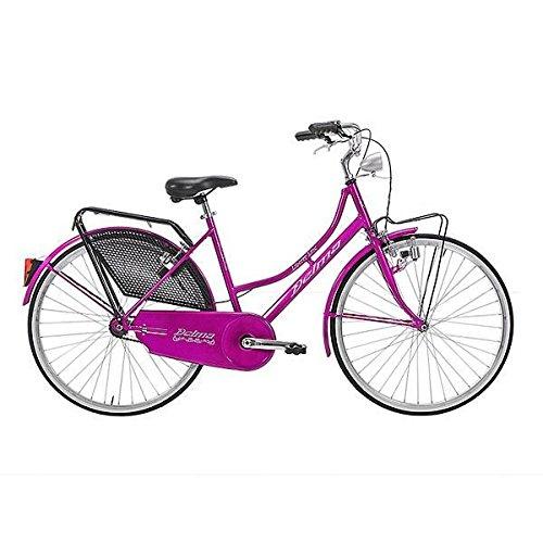 DELMA HOLANDA LISBOA BICICLETA 26   1 VELOCIDAD LILA (CITY)/BICYCLE HOLANDA LISBOA 26 1 LILAC () CITY SPEED