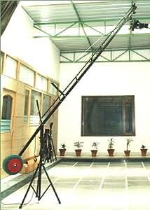 Proaim 18Ft (5.5M) Camera Jib Crane + Tripod Stand+ Pan Tilt Head