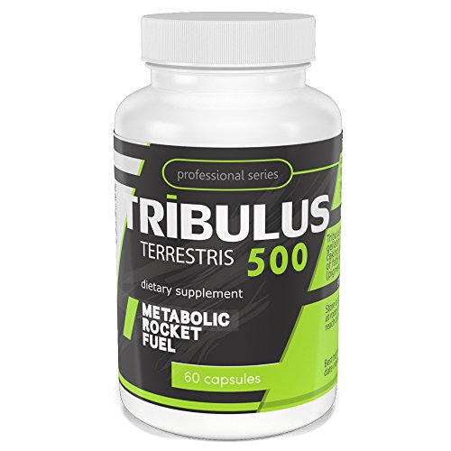 -33% SOMMERANGEBOT! nur bis 27.06! TRIBULUS TERRESTRIS 500 - 60 Kapseln - 1000 mg pro Tagesdosis - hoche QUALITÄT