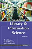 Principles of Library & Information Science (B. Lib.) (First Edition, 2016)