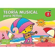 Teoría Musical para Niños/ Music Theory for Young Children (Poco Studio Edition)