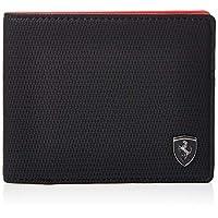 PUMA Unisex-Adult Wallet, Black - 0538540