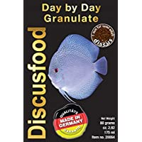 Comida peces disco - Day by Day 80g Discusfood
