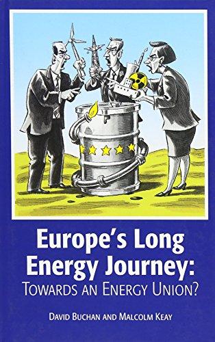 Europe's Long Energy Journey: Towards an Energy Union?