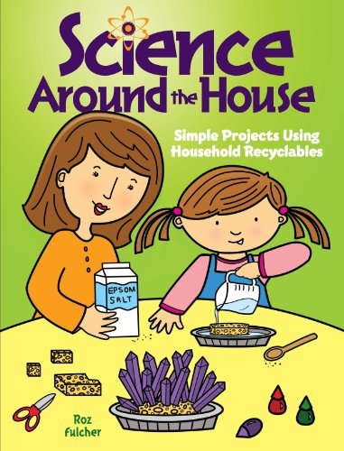 Science Around the House: Simple Projects Using Household Recyclables (Dover Children's Science Books) (English Edition) - Butterfly Birdbath