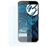 Bruni Schutzfolie für UMiDigi Diamond Folie, glasklare Bildschirmschutzfolie (2X)