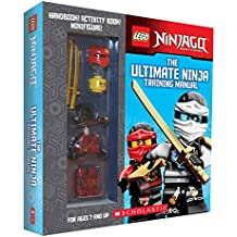 The Ultimate Ninja Training Manual (LEGO Ninjago - Masters of Spinjitzu)