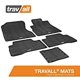 Travall Mats TRM1148R - Vehicle-Specific Rubber Floor Car Mats