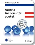 Austria Arzneimittel pocket (pockets) by Friedrich Mittermayer (2015-01-23)