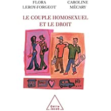 Le Couple homosexuel et le droit
