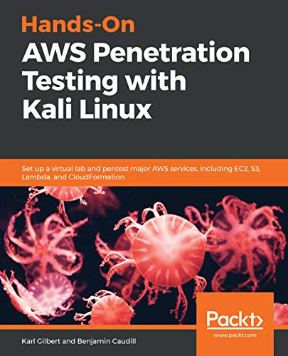 Hands-On AWS Penetration Testing with Kali Linux: Set up a virtual lab and pentest major AWS services, including EC2, S3, Lambda, and CloudFormation (English Edition) -