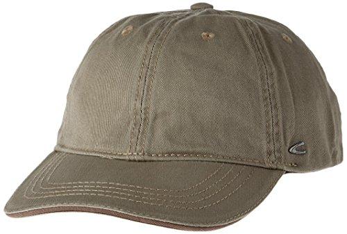 Camel Active Herren 9C09 Baseball Cap, Beige (Taupe 35), Large
