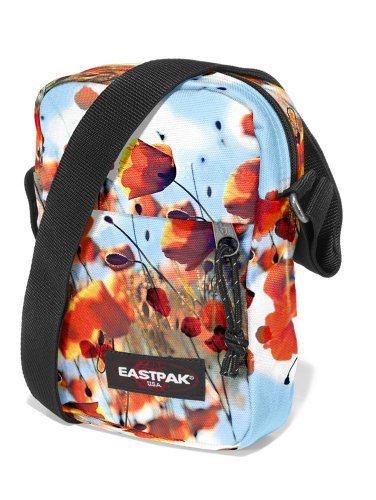 Eastpak  Borsa Messenger, 2.5 L, Blu poppy field