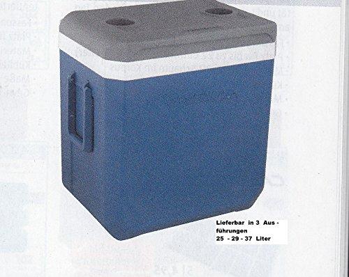 CAMPINGAZ - NEUE 37 LITER - KÜHLBOX - ANTIMICROBIAL PLUS EXTREM - Fassungsvermögen 37 Liter - Kühlbox mit 2 integrieren Becherhaltern und antimikrobiellen Innenwänden - VERTRIEB durch - Holly ® Produkte STABIELO ® - holly-sunshade ® - patentierte Innovationen im Bereich mobiler universeller Sonnenschutz - Made in Germany -