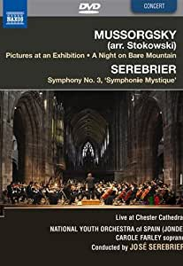 Modest Petrovich Mussorgsky - National Youth Orchestra Of Spain - Mussorgsky/Serebrier [DVD] [2007] [2008]