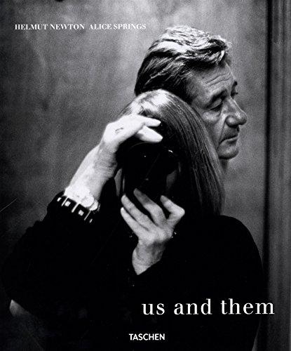 Helmut Newton and Alice Springs: Us and Them (Fo) por Helmut Newton, Jane Newton