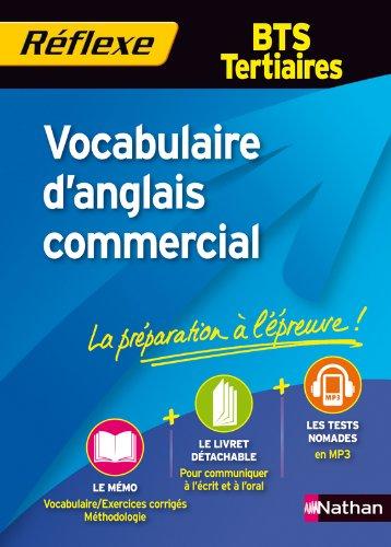 Vocabulaire d'anglais commercial - BTS Tertiaires par Patricia Janiaud-Powell