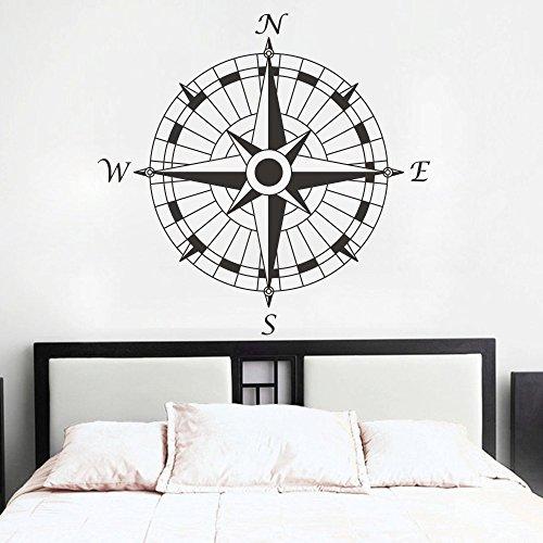 compas-nautico-diseno-moderno-vinly-brujula-brujula-adhesivo-para-pared-rosa-diseno-nautico-de-pared