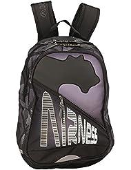 AIRNESS sac scolaire borne 2 compartiments Modèle NEW ROKA H 46 cm