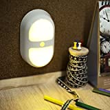 Glühbirne, 10 LEDs Doppelfenster LED Human Motion Sensor Licht Lampe für Flure, Treppen, Schlafzimmer, Sensor Entfernung: 3m ( Farbe : Weißes Licht )