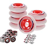 Powerslide Wheels Inline-Rollenset