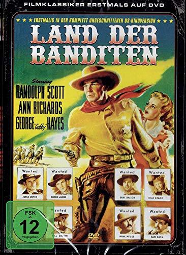 Land der Banditen (Badman's Territory) - Uncut
