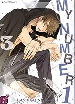 My Number One T03 de Sakurabi Hashigo