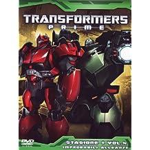 Transformers Prime (S1 Vol.4) Unlikely Alliances